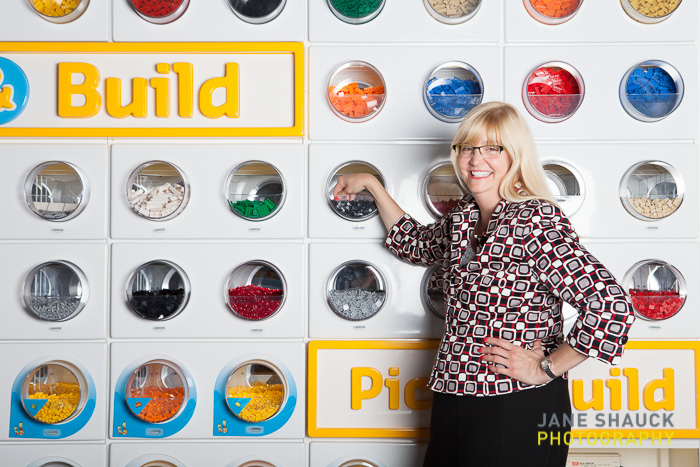 Robin Smith, General Counsel, Lego